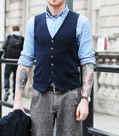 Things Guys Wear That We Really Wish They Wouldn't