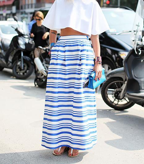 Full Maxi Skirts