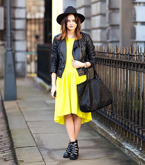 Tea-Length Dresses