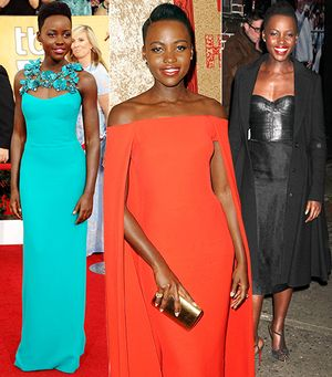 Lupita Nyong'o's Best Looks During Award Season