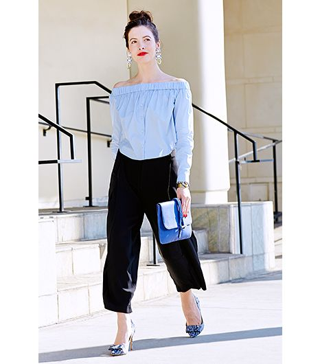 Editor's Best Tips On How to Wear Wide-Leg Pants | WhoWhatWear AU