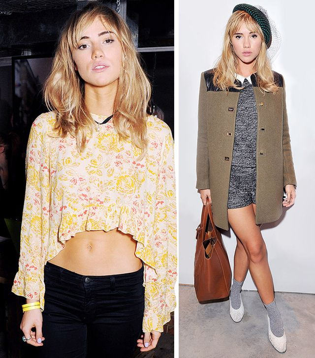 Style Recipe: What You Need To Steal Suki Waterhouse's Look