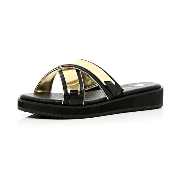 Say Hello To The Sandal You Ll Be Wearing All Spring