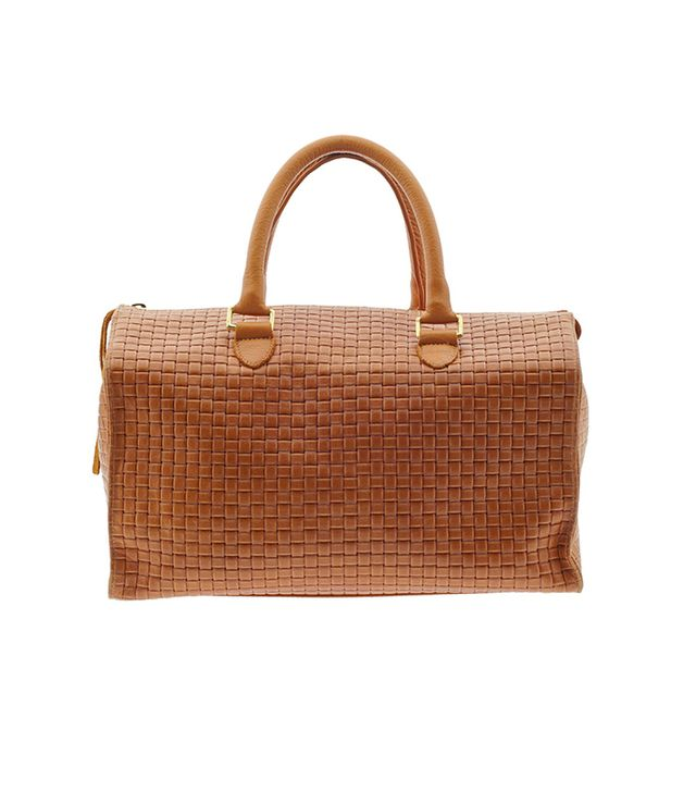 We love a bag with textured detailing.