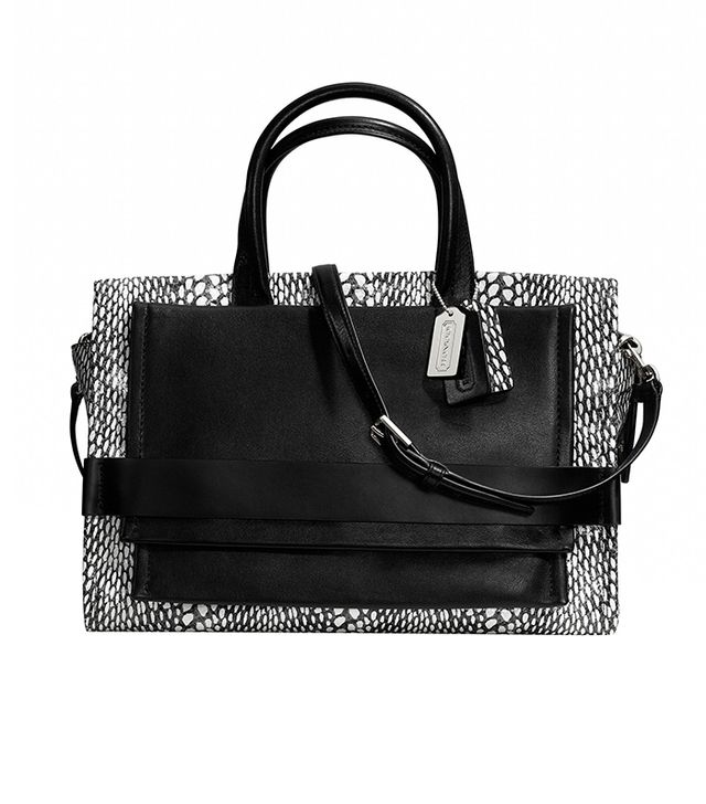Go for a graphic print! 