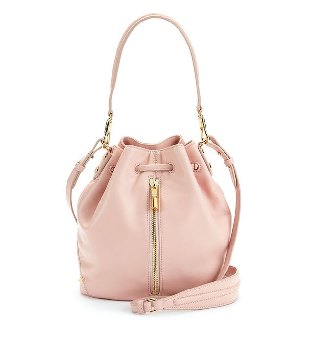 "A girly take on this season's ""It"" bag. 