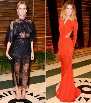 The Standout Oscar Looks You Didn't See