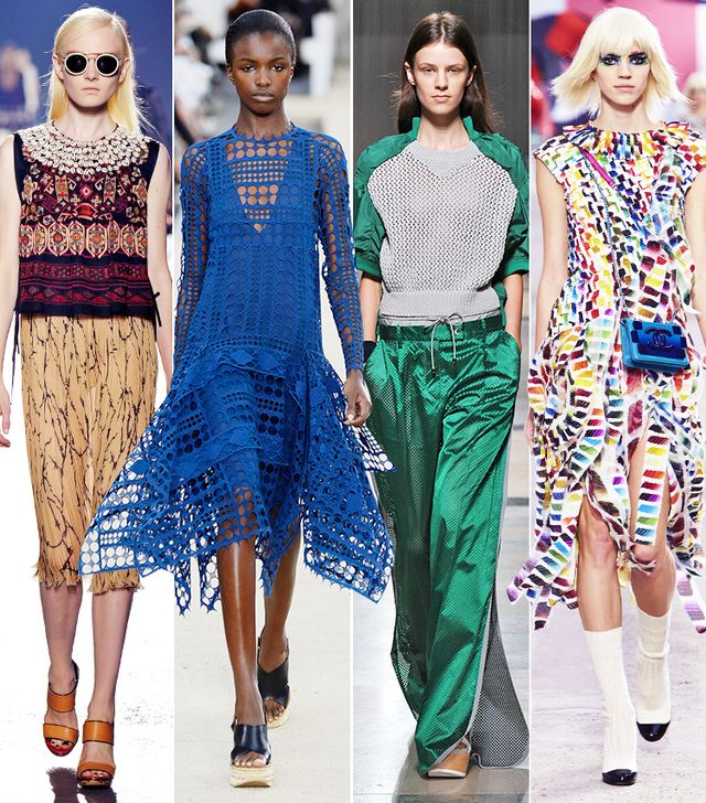 Your Complete Guide To Spring's Biggest Trends