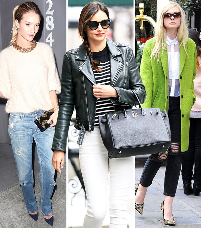 The Must-Have Denim Styles Your Favorite Celebrities Are Wearing