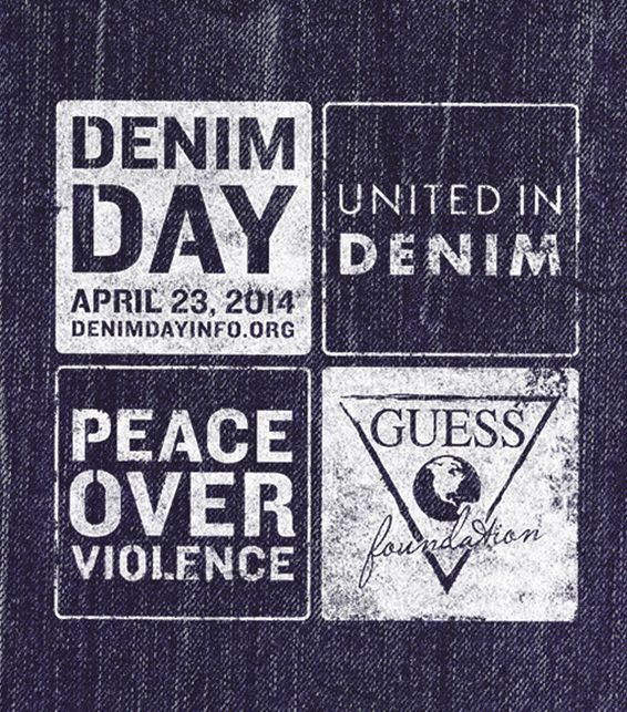 Denim Day Join The Movement With GUESS | WhoWhatWear