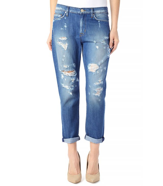Hudson Jade Slouchy Skinny Crop Jeans ($220)
