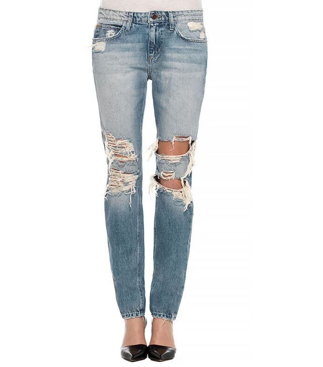 15 Tricks To Looking Pulled Together In Ripped Jeans