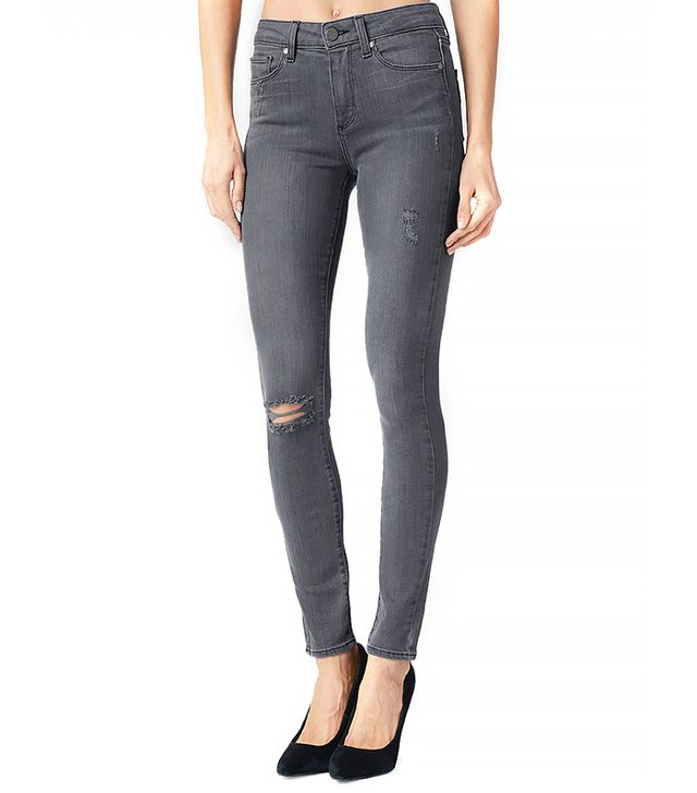 Paige Denim Hoxton / Kate Destructed Jeans ($199)