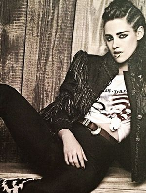 Kristen Stewart Gets Cornrows for Chanel, Kiehl's Debuts Nail Polish, And More Beauty News