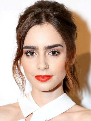 11 of Lily Collins' Best Beauty Looks