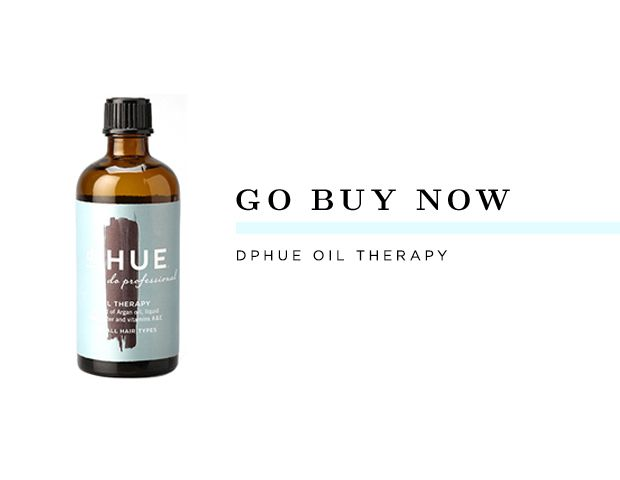 Go Buy Now: The Hair Oil We Can't Stop Talking About