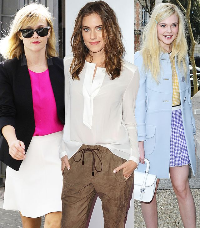 8 Celebrity-Inspired Spring Outfit Ideas To Add To Your Arsenal