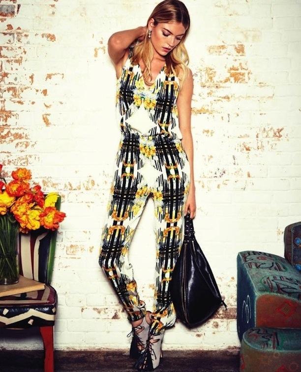 Rebecca Minkoff S/S 2014 Campaign