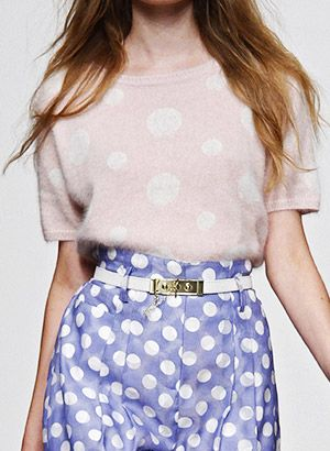 Why Polka Dots Are Back In A Big Way!