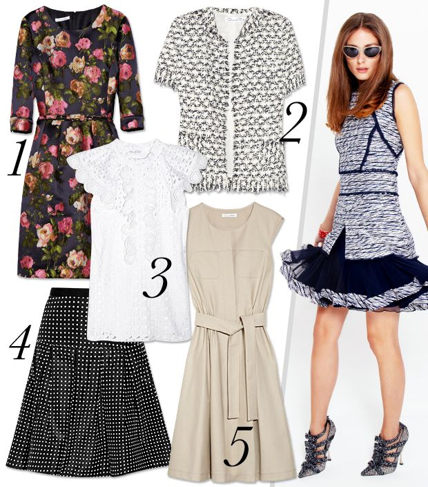 Affordable Oscar De La Renta? Yes, Please! The New Collab You'll Want To Wear All Spring.
