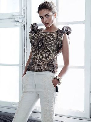 H&M Conscious Exclusive Collection Spring 2014 Lookbook