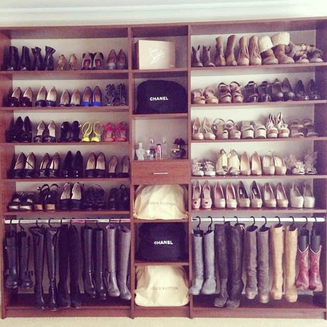 13 Creative Ways to Organize Your Shoes, Inspired by ...