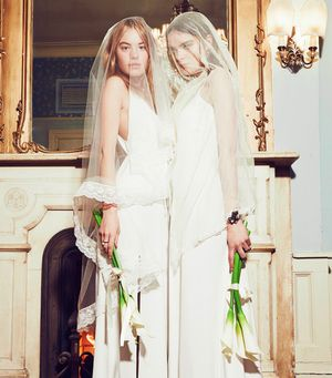 Reformation Debuts New Bridal Collection... And It's Downright Awesome