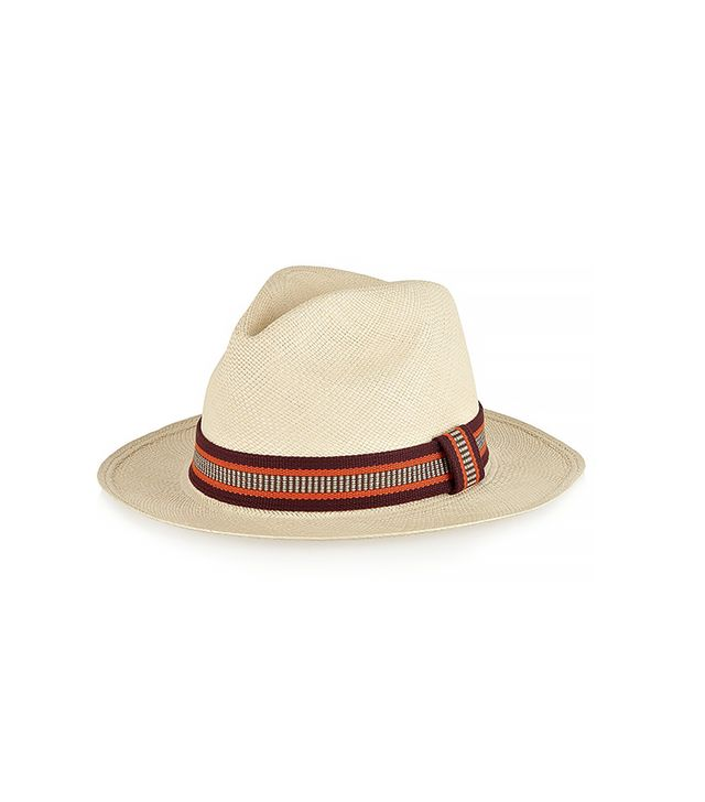 Sensi Studio Toquilla Straw Panama Hat ($120)