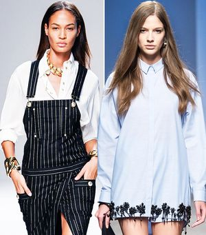 Shop Spring's MVB (Most Valuable Blouse)
