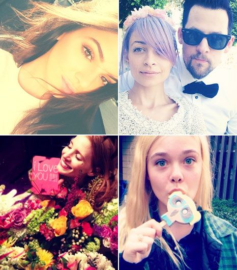 24 Must-See Celeb Instagrams Plus Newly Single Gwyneth Is All Smiles