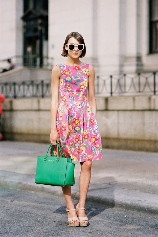 Tip of the Day: Feminine Florals