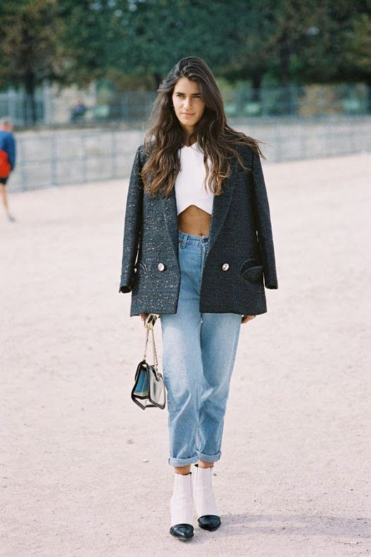 Tip of the Day: Flirty Tomboy