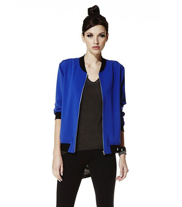 Reese + Riley Emerson Bomber Jacket ($334)