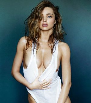 Links We Love: Miranda Kerr's sexy GQ pics, the NYTs On Normcore, & More