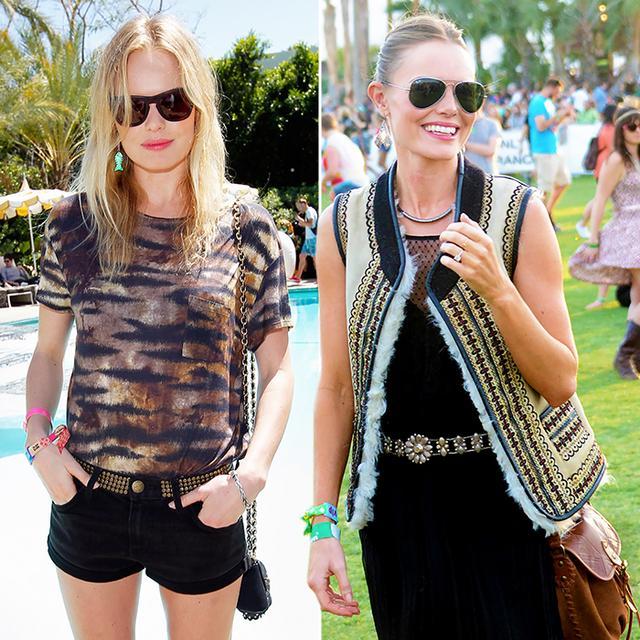 Music Festival Muse: Kate Bosworth's Best Looks