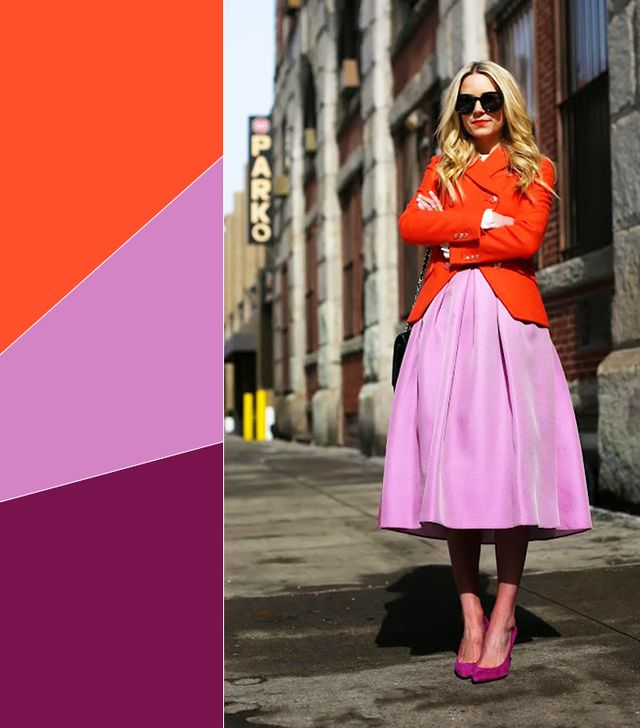 11 Chic Colour Combinations To Wear This Spring