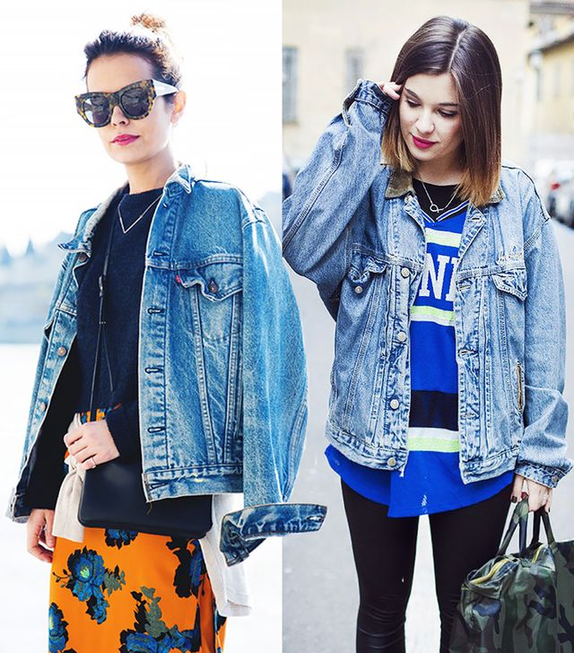 7 Ways to Style Your Denim Jacket This Spring