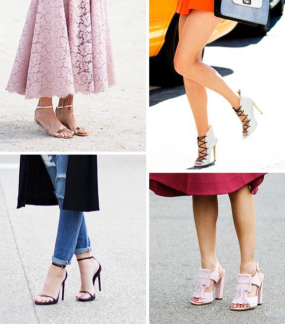 Your Spring Sandal Shopping Guide