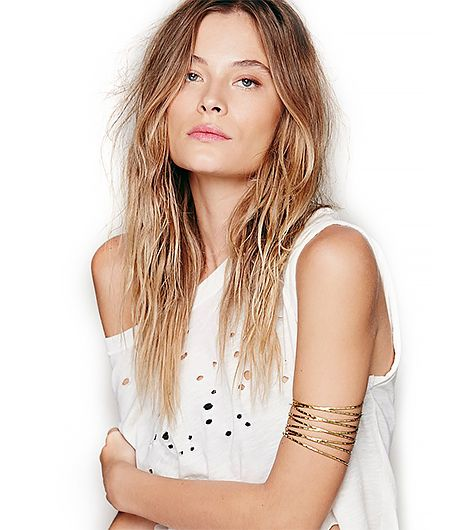Going for an Erin Wasson vibe? This armband will help you master the look.