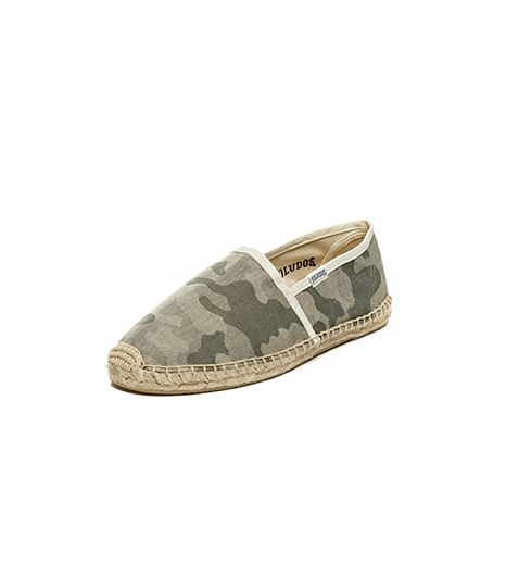 You're there to dance your head off, right? Treat your overtaxed feet right with a comfortable pair of espadrilles.  Soludos Camo Original Espadrilles ($48)