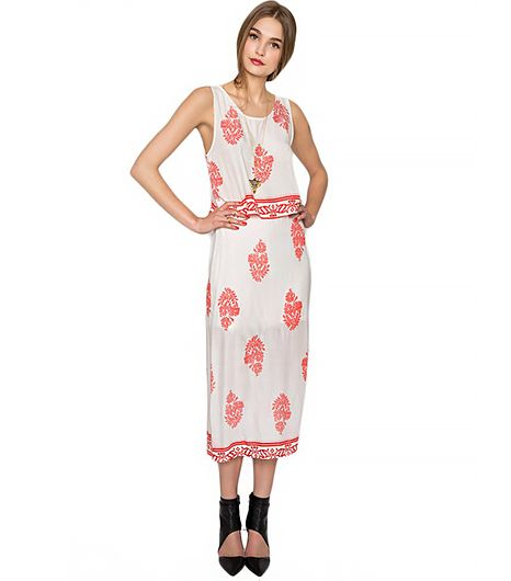 You'll look like one of fashion's It-girls in this unbelievably cool two-piece set. In other words: just purchase it.