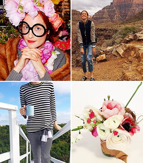 Taylor Tomasi Hill Is Killing It On Instagram