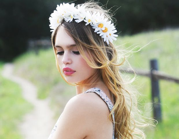 15 Inspiring Festival Beauty Looks from Pinterest