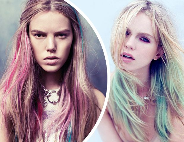 Hair Chalk: How to Use It & Remove It