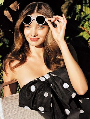Miranda Kerr's Unexpected Beauty Secrets