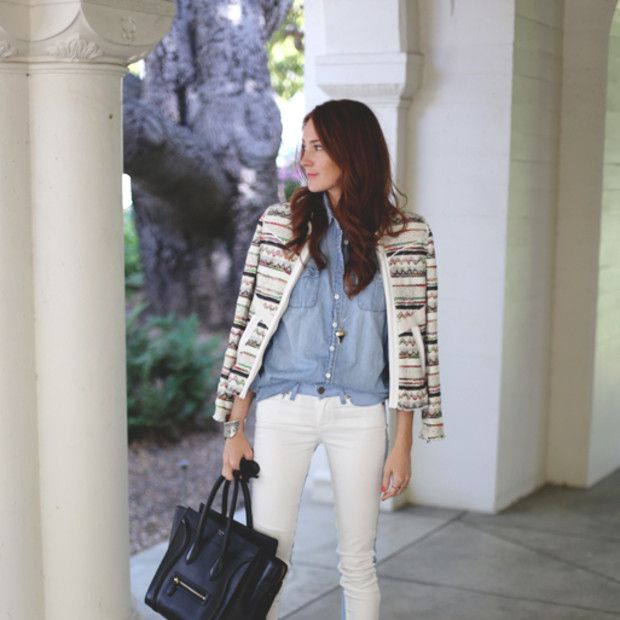 Couldihavethat is wearing: IRO jacket.