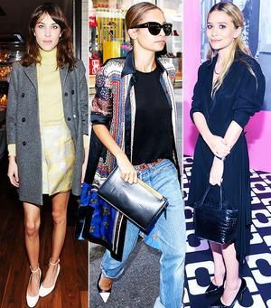 7 Signature Celebrity Looks To Inspire Your Wardrobe