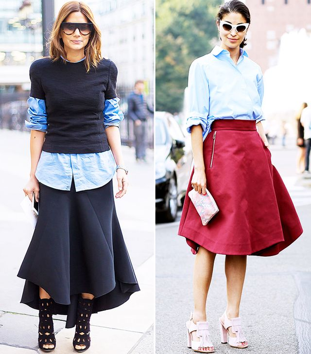 13 Style Tricks That Will Instantly Update Your Basic Button Up