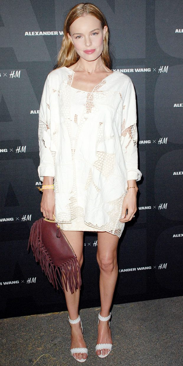 Kate Bosworth's After-Hours Coachella Style