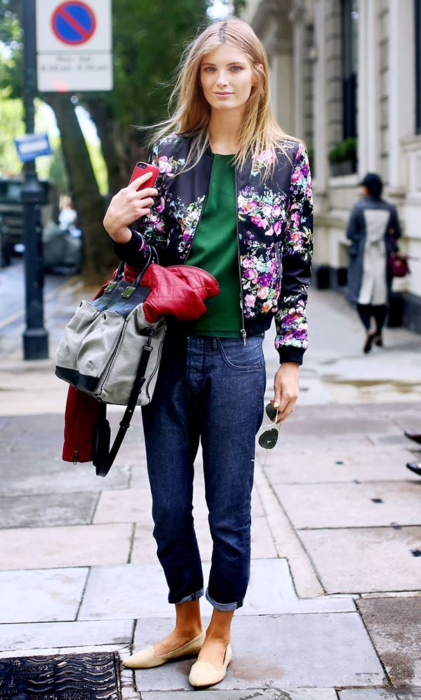 The Lazy Girl's Guide To Looking Like A Model Off Duty